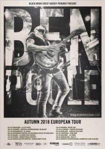 Ben Poole @ Bilbao (La Nube Café Teatro)