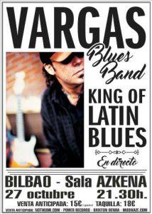 Vargas Blues Band @ Bilbao (Sala Azkena)
