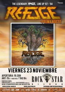 Refuge + Prima Nocte @ Bilbao (Rock Star)