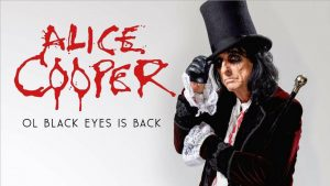 Alice Cooper @ Madrid (Palacio Vistalegre)