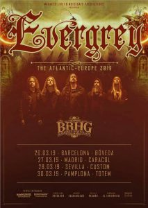 Evergrey + Bloodred Hourglass @ Pamplona (Totem)