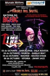 Chris Slade @ Vitoria - Gasteiz (Jimmy Jazz)