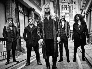 Inglorious @ Bilbao (Stage Live)
