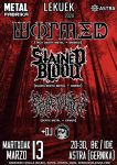 FESTIVAL LEKUEK, GERNIKA, CON WORMED, STAINED BLOOD Y FRACTALITY